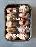Bread, Cake, Doughnut, Pudding