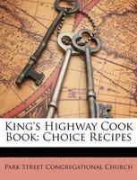 King's Highway Cook Book