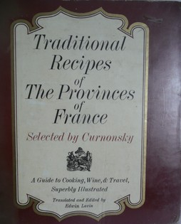 Recipes from Provincial France