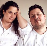 Itamar Srulovich and Sarit Packer